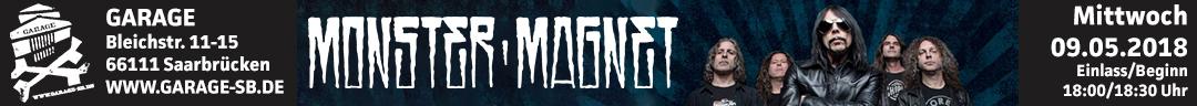 20180509 Monster Magnet